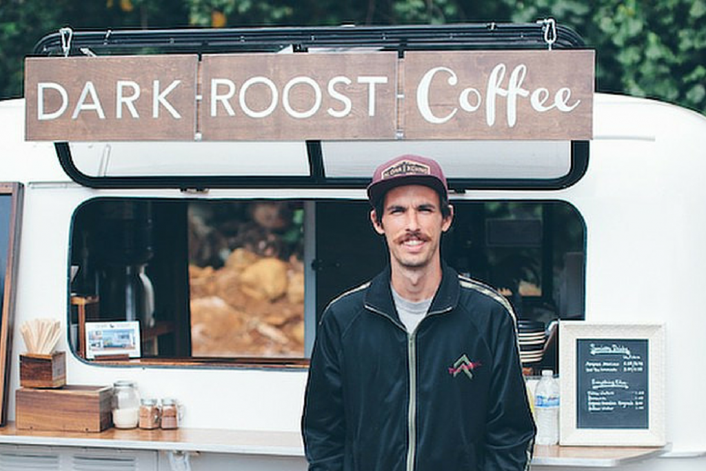 Jon Estep: Dark Roost Bringing People Together with Coffee